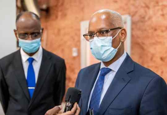 Le nouveau patron de la MINUSMA El Ghassim Wane est - Le nouveau patron de la MINUSMA, El Ghassim Wane, est arrivé à Bamako, au Mali