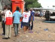 Maniema : la Croix-Rouge compte assainir les marchés de Kindu