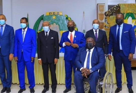 Parti democratique gabonaisNdemezoo Obiang officialise son retour - Parti démocratique gabonais:Ndemezo'o Obiang officialise son retour