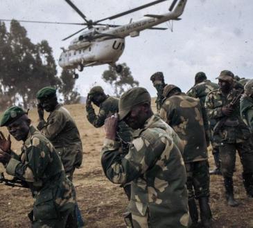 RDC 2 - NOMINATION D'ANCIENS CHEFS DE GUERRE AU NORD-KIVU ET EN ITURI