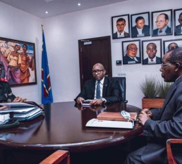 RDC : Sama Lukonde, le ministre de la Défense et le chef d'état-major des FARDC échangent sur la mise en œuvre de l'état de siège