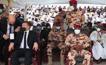 obseque deby - Crise politique au Tchad : les rebelles acceptent la médiation de la Mauritanie et du Niger