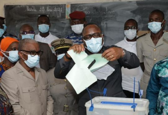 Elections legislatives partielles du 12 Juin 2021 Ibrahime Coulibaly Kuibiert - Elections législatives partielles du 12 Juin 2021 :  Ibrahime Coulibaly-Kuibiert (Président de la CEI)