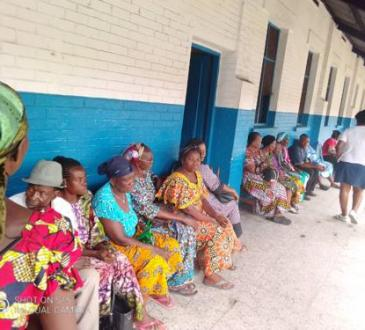 Kongo-Central : grève dans les hôpitaux publics, les malades retournent chez eux