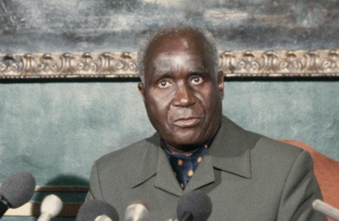 Le premier président de la Zambie Kenneth Kaunda est décédé à 97 ans