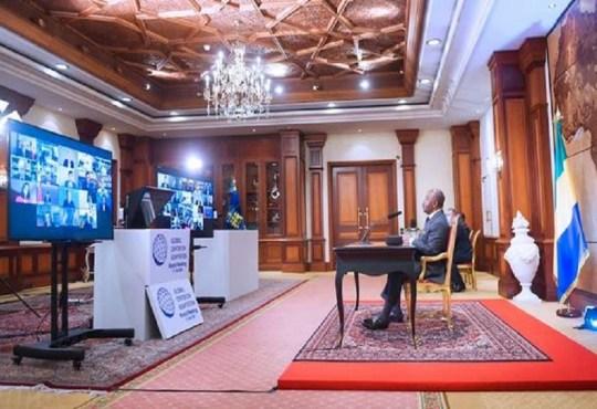 Lutte contre les changements climatiquesLe plaidoyer dAli Bongo Ondimba - Lutte contre les changements climatiques:Le plaidoyer d'Ali Bongo Ondimba