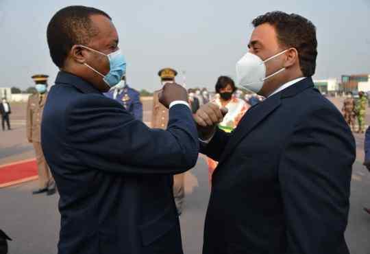 Congo/Libye: Nécessité d'approfondir le processus de réconciliation nationale libyenne