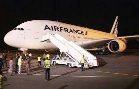 Congo/Rdc/Transports: La compagnie ''Air France'' invitée à effectuer dorénavant des vols directs