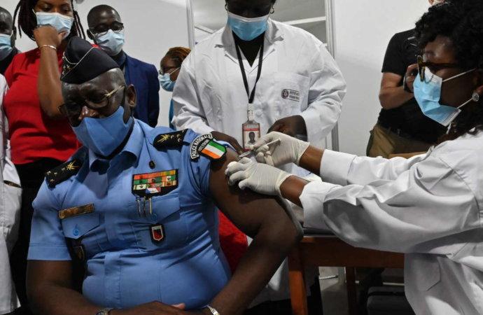 La Côte d'Ivoire veut vacciner 60% de sa population d'ici à la fin de l'année