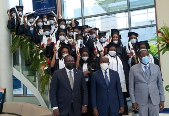 Métiers de la banque et des assurances:178 diplômés sur le terrain