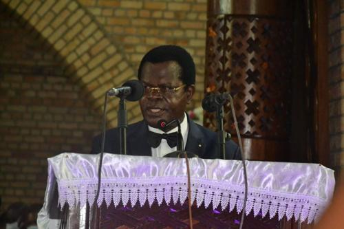 Pour François Kaniki, le cardinal Monsengwo « a exercé tous les talents que Dieu lui a donné »