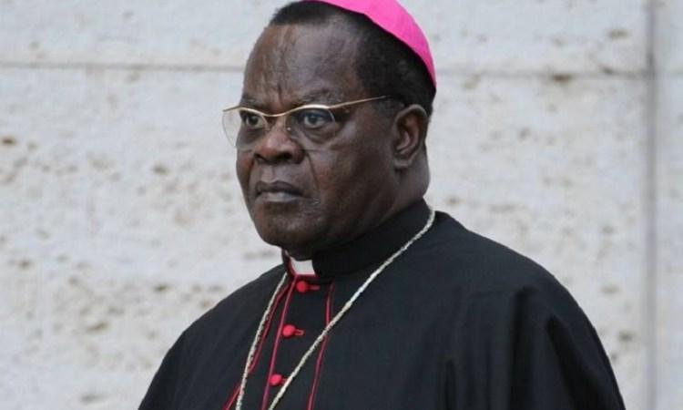 RDC : L'influent Cardinal Laurent Monsengwo n'est plus