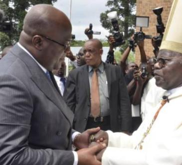 RDC: Tshisekedi décore à titre posthume le cardinal Laurent Monsengwo