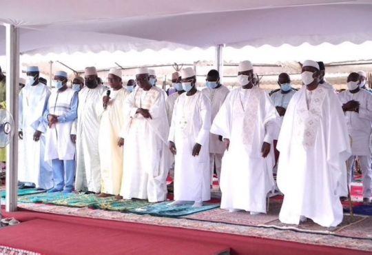 Tabaski: un imam ivoirien invite les politiques à promouvoir la paix