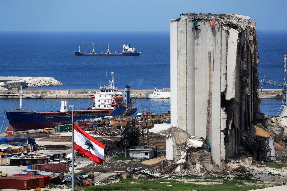 Archives/Images - Liban, un an après l'explosion à Beyrouth du 4 août 2020