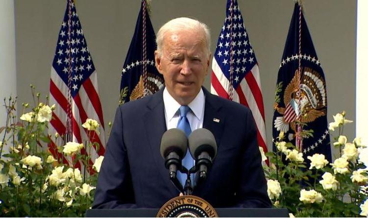 Sondages : la cote de popularité du président Joe Biden en baisse