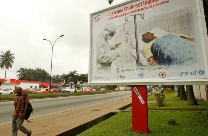 Ebola en Côte d'Ivoire: 49 cas contacts recensés, selon l'OMS
