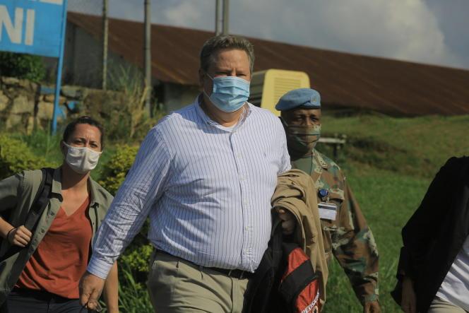 RDC: des forces spéciales américaines associés à la traque des ADF dans l'est