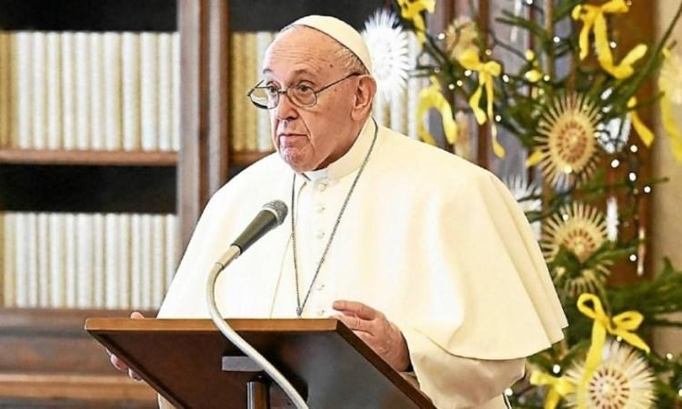 Vaccination contre la Covid-19:Le plaidoyer du pape François