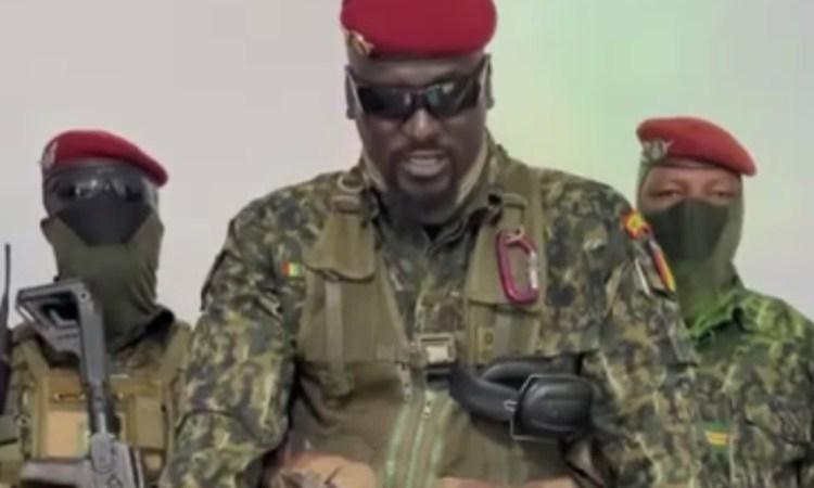 Guinée:Les forces spéciales aux commandes