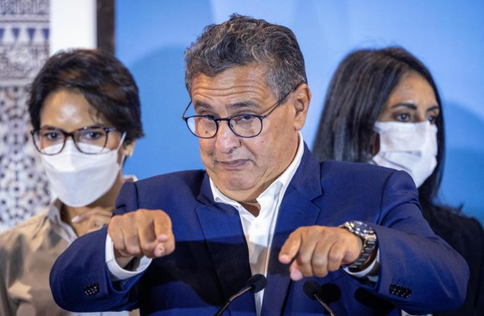 Maroc: le millardaire Aziz Akhannouch nommé chef du gouvernement par le roi