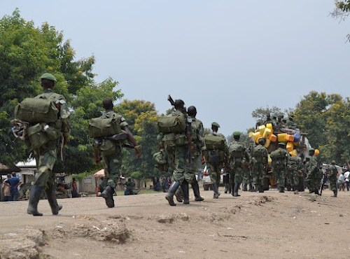 Nord-Kivu : l'armée annonce son redéploiement à Bashu pour combattre les groupes armés