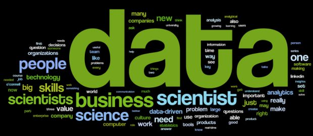 Technology Management Image: Discussing Data Science – DWP Digital