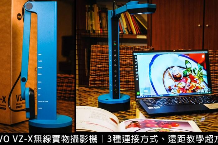 受保護的內容: IPEVO VZ-X 無線實物攝影機開箱|遠距教學、線上會議、直播教學好幫手(價格)