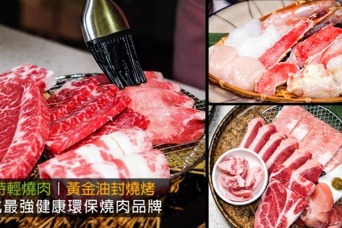 google超高評價4.9顆星的健康台北燒烤『四時輕燒肉』,結合舒肥、油封打造健康少煙的台北單點燒烤餐廳