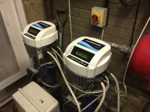 Hydrovar Replacement in London