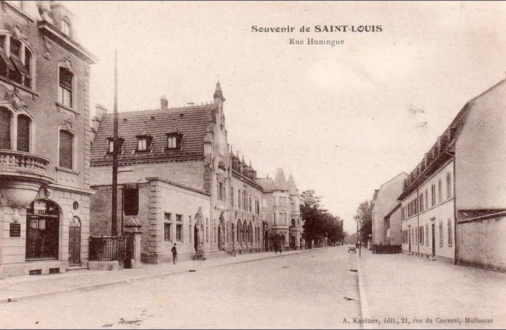 postales anciennes de saint louis