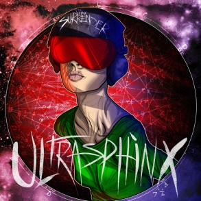 CD cover for Ultrasphinx release