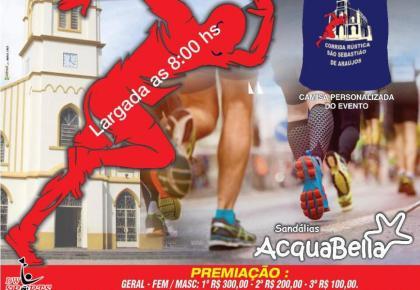 CORRIDA RUSTICA DE SÃO SEBASTIÃO DE ARAUJOS
