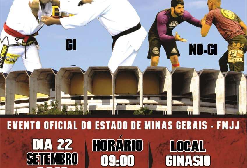 4ª Etapa Campeonato Estadual de Jiu Jitsu