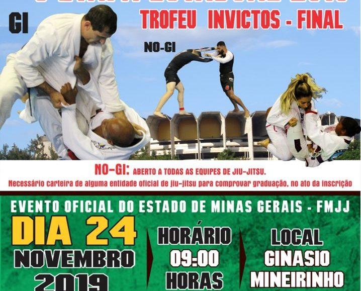 5ª Etapa Campeonato Estadual de Jiu Jitsu