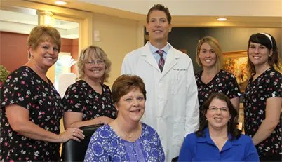 Dr Todd and Staff