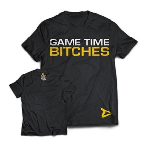 """Dedicated T-Shirt """"Game Time Bitches"""""""