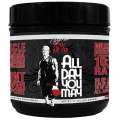 """Rich Piana 5 Nutrition """"All day you may"""" 465g"""