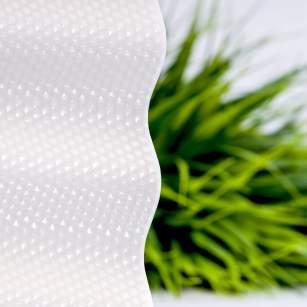 vlf-lichtplatte-polycarbonat-76-18-sinus-wabenstruktur-opal-lichtdurchlass