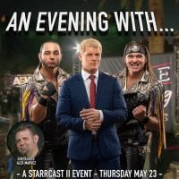 Starrcast II An Evening with Cody and The Bucks