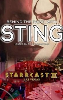 Starrcast II Behind the Paint Sting
