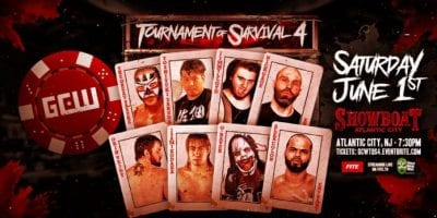 GCW Tournament of Survival 4 2019