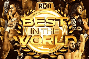 ROH Best In The World Baltimore