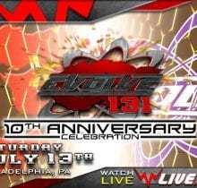 Evolve 131 10Th anniversary special 2019