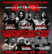 AIW Absolution XIV 2019