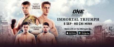 Watch One Championship Immortal Triumph 2019 720p