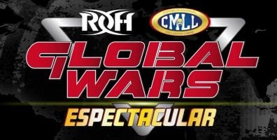ROH Global Wars Espectacular Dearborn 2019