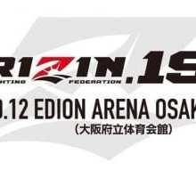 RIZIN 19