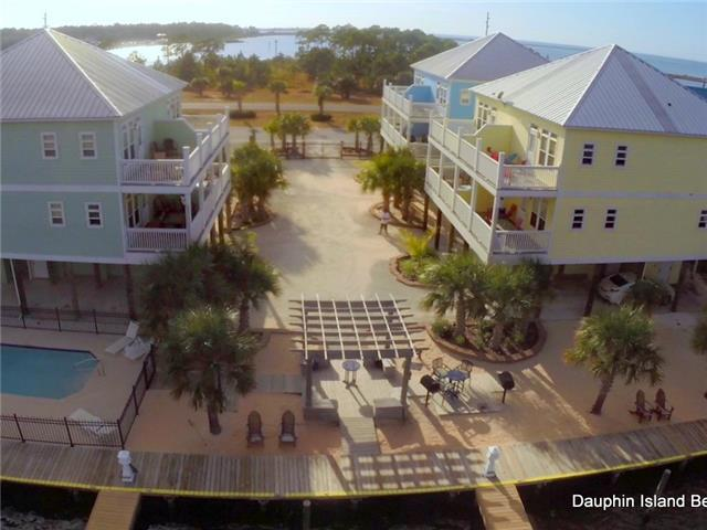 Indian Bay Yacht Club Dauphin Island Beach Rentals