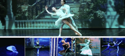 Mariinsky ballet show